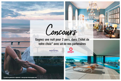 Linea Voyages - Jeu Concours
