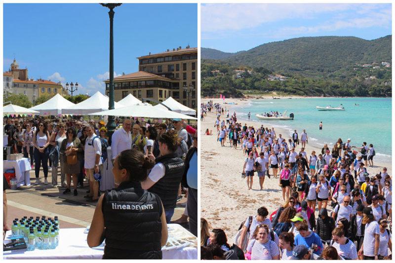 Linea Events - Team Building Géant en Corse