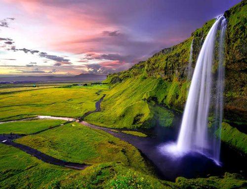 VOL DIRECT D'AJACCIO : L'ISLANDE