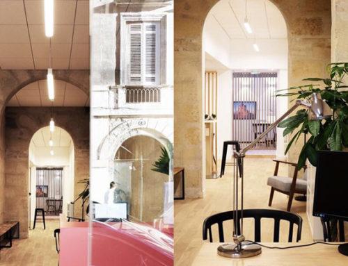 Bordeaux: une nouvelle déco pour l'agence