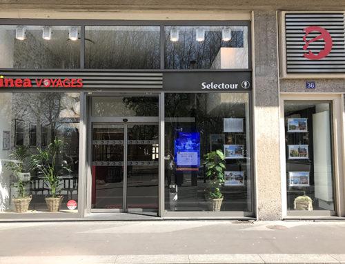 Le Havre: nouvelle adresse, nouvelle agence!