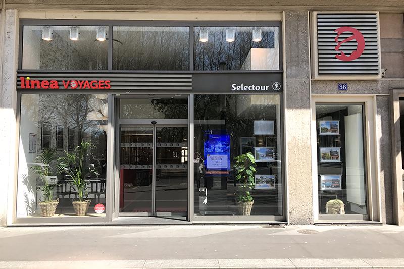 Linea Voyages Le Havre